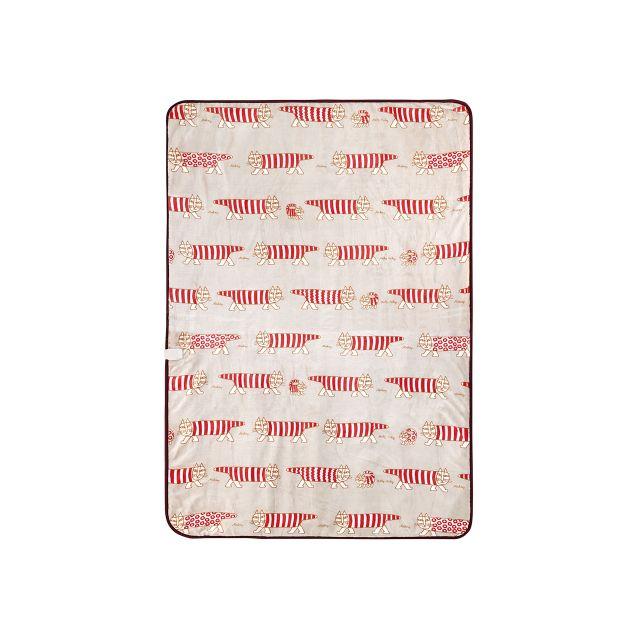 【長期保証付】コイズミ KDK-L106 電気掛敷毛布 タイプリサラーソン マイキー柄 188×130cm