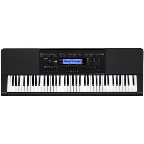 【長期保証付】CASIO WK-245 ベーシックキーボード 76鍵盤