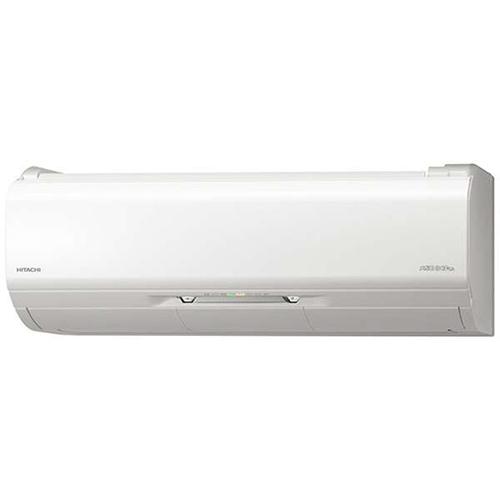 【工事料金別】日立 RAS-XK63K2-W(スターホワイト) メガ暖 白くまくん 壁掛けタイプ XKシリーズ 20畳 電源200V[代引・リボ・分割・ボーナス払い不可]