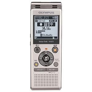在庫あり 14時までの注文で当日出荷可能 オリンパス V-873 GLD ICレコーダー ボイストレック シャンパンゴールド 8GB 正規店 Voice-Trek AL完売しました。