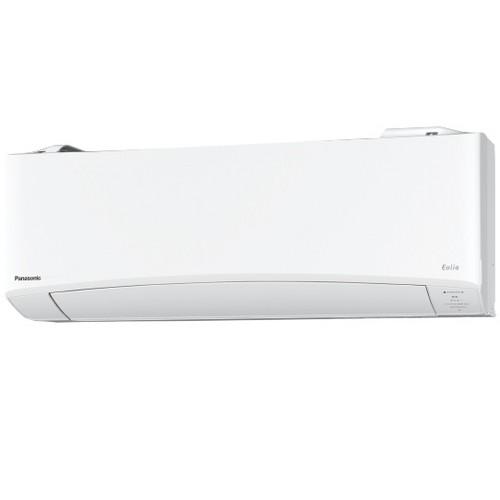 【設置】パナソニック CS-TX220D-W(クリスタルホワイト) Eolia(エオリア) TXシリーズ 6畳 電源100V