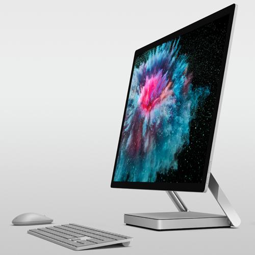 【長期保証付】マイクロソフト Surface Studio 2(プラチナ) 28型液晶 Core i7 2TB/32GBモデル LAM-00023