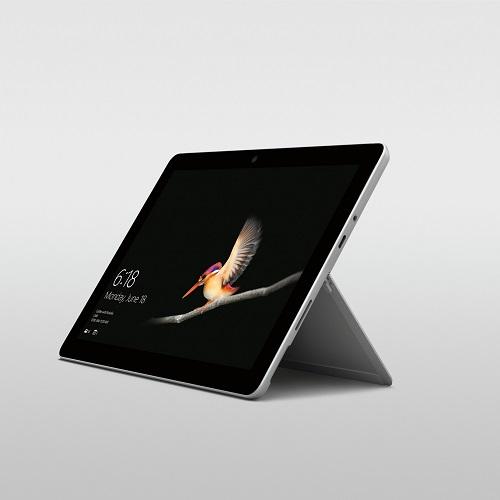 【長期保証付】マイクロソフト Surface Go(シルバー) 10型液晶 Pentium Gold 4415Y 64GB eMMC/4GBモデル MHN-00017