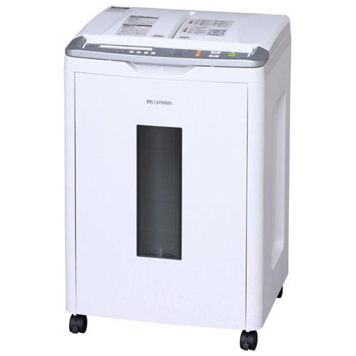 【長期保証付】アイリスオーヤマ AFS320C オートフィードシュレッダー プラスチック製カード対応