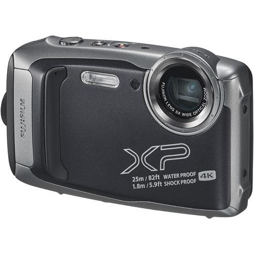 富士フイルム FinePix XP140 ダークシルバー
