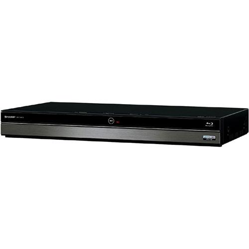 シャープ 2B-C10BT3 AQUOS ブルーレイ 1TB 3チューナー Ultra HD ブルーレイ再生対応