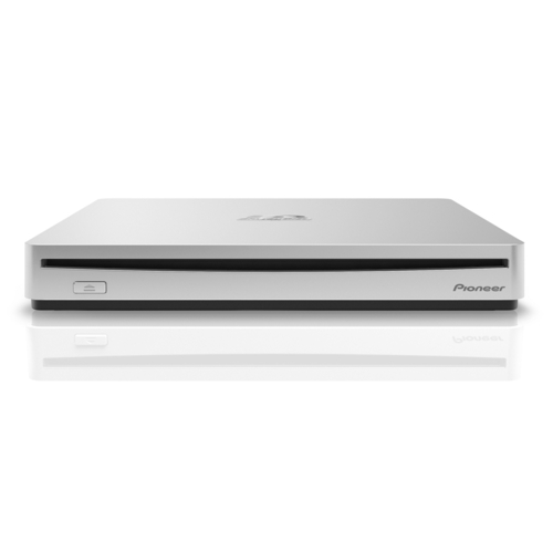 パイオニア BDR-XS07JM ポータブルブルーレイドライブ Mac用