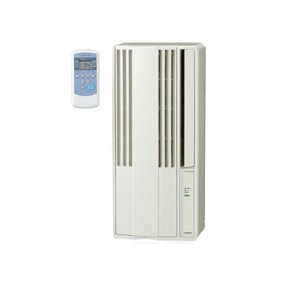【設置+リサイクル】コロナ CW-F1819-W(シティホワイト) ウインドエアコン 冷房専用 主に5畳~8畳