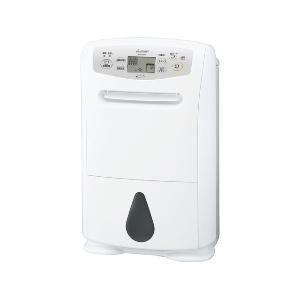 【長期保証付】三菱 MJ-P180PX-W(ホワイト) 衣類乾燥除湿機 コンプレッサー 木造19畳/鉄筋39畳