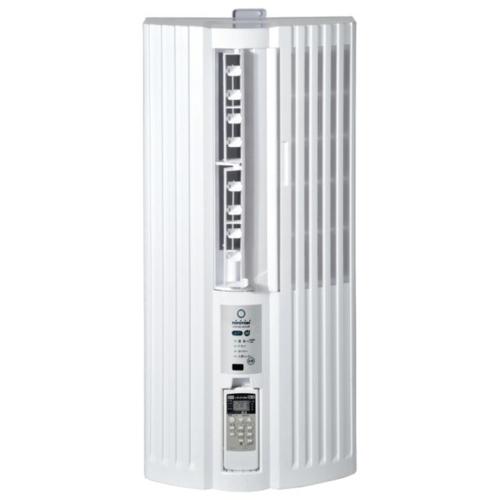 トヨトミ TIW-AS180J-W(ホワイト) ウインドウエアコン 人感センサー付 冷房専用 主に6畳