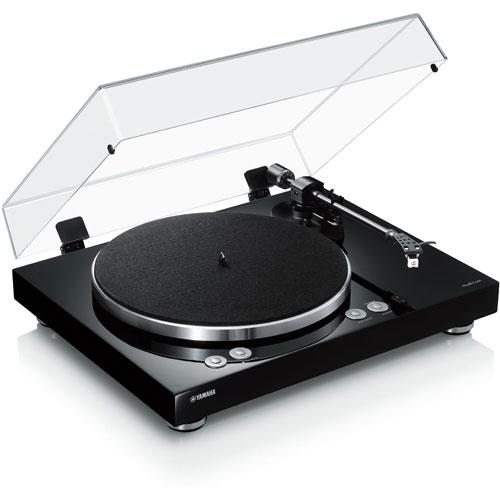 ヤマハ TT-N503-B(ブラック) MusicCast VINYL 500 ネットワークターンテーブル