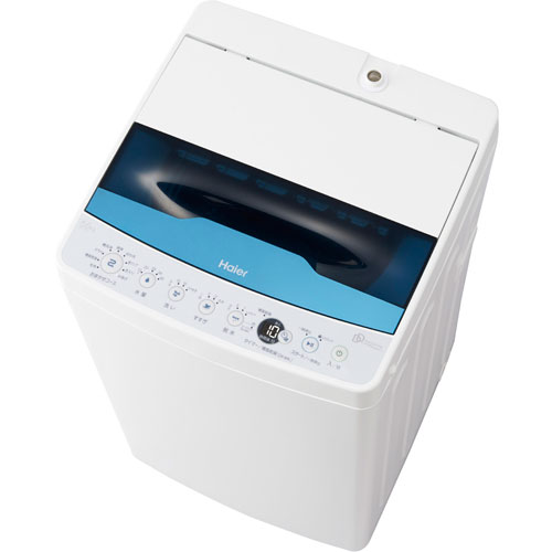 【設置】ハイアール JW-CD55A-W(ホワイト) Haier Think Series 全自動洗濯機 上開き 洗濯5.5kg