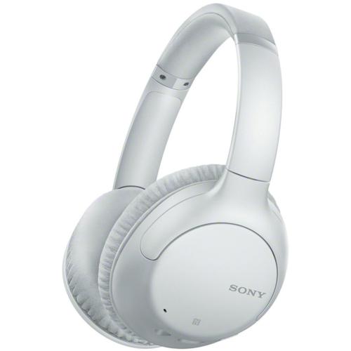 【長期保証付】ソニー WH-CH710NW(ホワイト) ワイヤレスノイズキャンセリングステレオヘッドセット