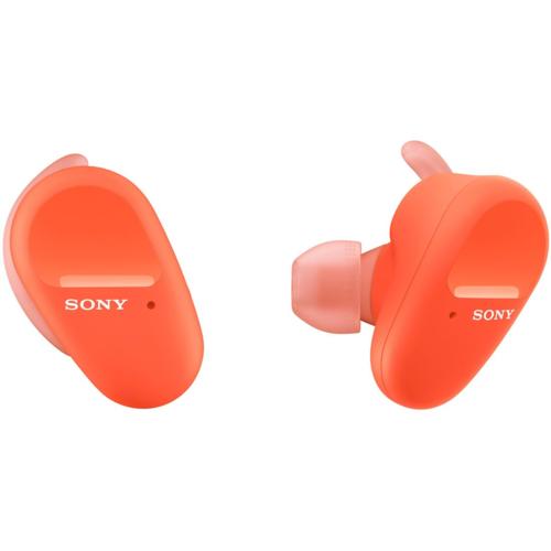 【長期保証付】ソニー WF-SP800ND(オレンジ) ワイヤレスノイズキャンセリングステレオヘッドセット