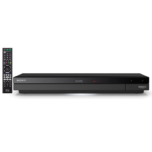 ソニー BDZ-FBT4000 4Kチューナー内蔵Ultra HD ブルーレイ/DVDレコーダー