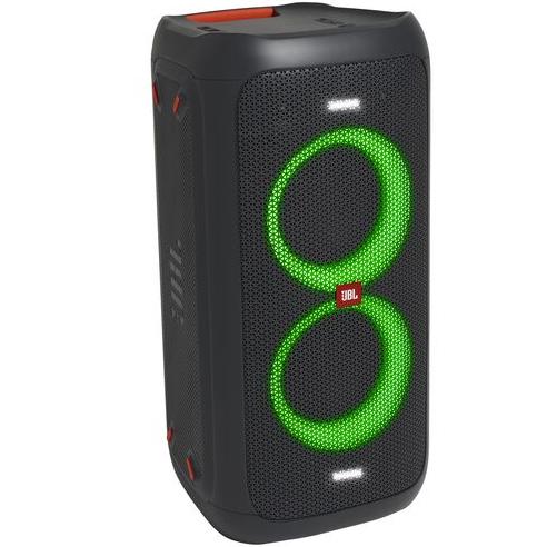 JBL PartyBox 100 ライティングエフェクト搭載 ポータブルパーティースピーカー Bluetooth接続