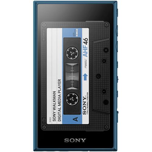 【在庫あり】14時までの注文で当日出荷可能! ソニー NW-A105-L(ブルー) ウォークマンAシリーズ 16GB