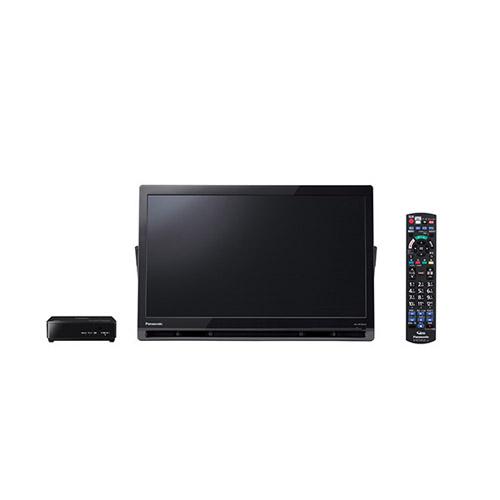 【長期保証付】パナソニック UN-19CFB10-K(ブラック) プライベート・ビエラ ポータブルテレビ 19型 BD再生