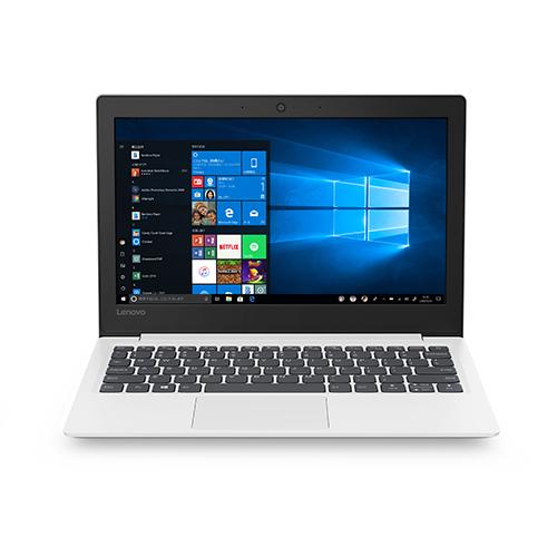 【長期保証付】Lenovo 81J1009CJP IdeaPad S130 11.6型(ブリザードホワイト) Celeron/4GB/64GB/Office