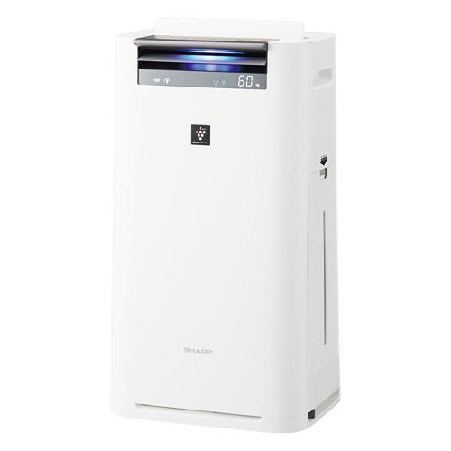 【在庫あり】14時までの注文で当日出荷可能! 【長期保証付】シャープ KI-LS50-W(ホワイト系) 加湿空気清浄機 プラズマクラスター25000 空気清浄~13畳/加湿~15畳