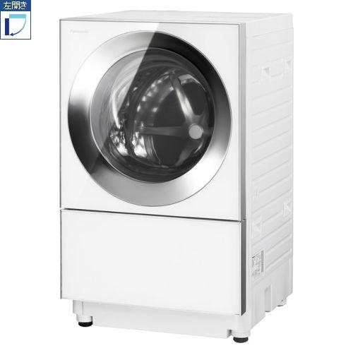 【標準設置料金込】パナソニック NA-VG1400L-S(シルバーステンレス) Cubleキューブル ドラム洗濯乾燥機 左開き 洗濯10kg/乾燥5kg[代引・リボ・分割・ボーナス払い不可]