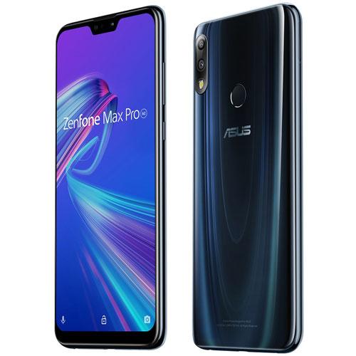 ASUS ZenFone Max Pro M2(ミッドナイトブルー) 6GB/64GB ZB631KL-BL64S6