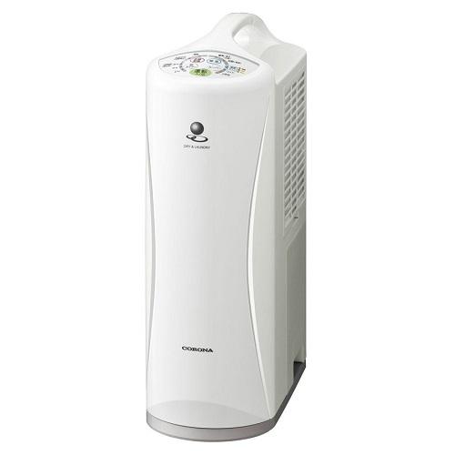 【長期保証付】コロナ CD-S6320-W(ホワイト) 除湿機 コンプレッサー 木造7畳/鉄筋14畳