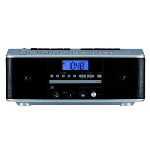 【長期保証付】東芝 TY-CDW990-S CDラジオカセットレコーダー