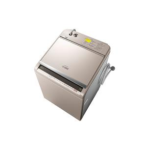 【標準設置料金込】日立 BW-DV120E-N(シャンパン) ビートウォッシュ タテ型洗濯乾燥機 上開き 洗濯12kg/乾燥6kg[代引・リボ・分割・ボーナス払い不可]