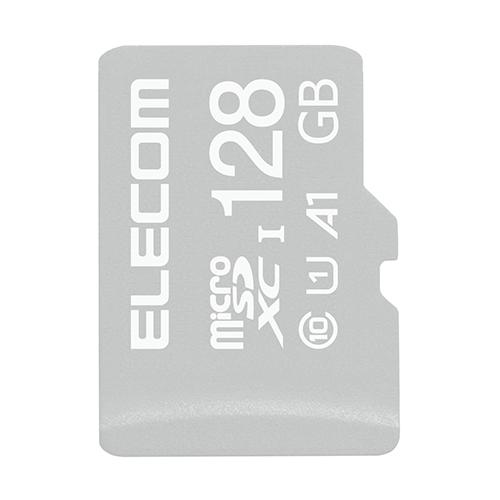エレコム MF-TM128GU11IKA タブレット向けmicroSDXCメモリカード IKARUS付 UHS-I 128GB Class10