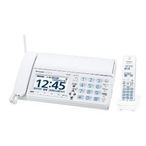 【長期保証付】パナソニック KX-PZ620DL-W(ホワイト) デジタルコードレス普通紙ファクス おたっくす 子機1台付き