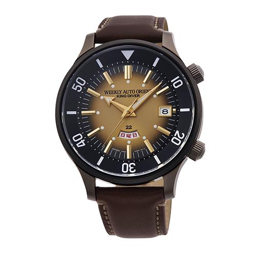 【長期保証付】オリエント RN-AA0D14G(ゴールドグラデーション) 自動巻き(手巻き付き) 腕時計(メンズ)