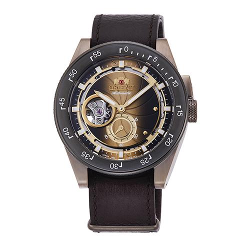 【長期保証付】オリエント RN-AR0204G(ゴールドグラデーション) 自動巻き(手巻き付き) 腕時計(メンズ)