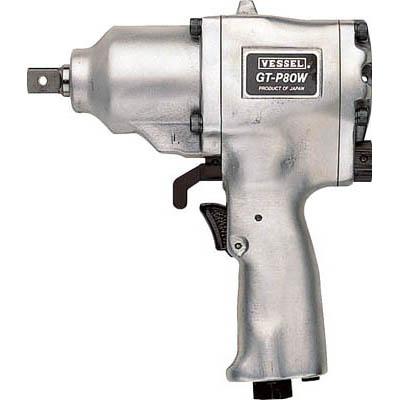 【返品交換不可】 GT-P80W エアーインパクトレンチダブルハンマーGTP80W:ECカレント ベッセル-DIY・工具