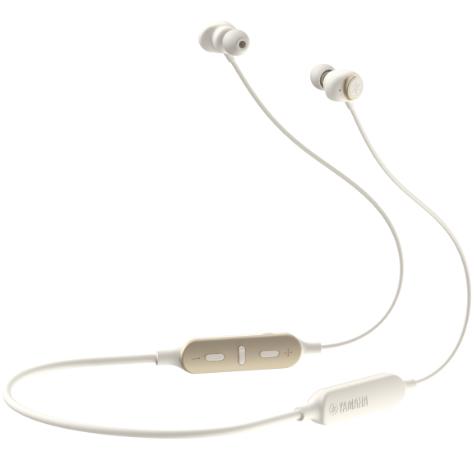 【長期保証付】ヤマハ EP-E50A-W(ホワイト) Bluetoothイヤホン リスニングケア搭載