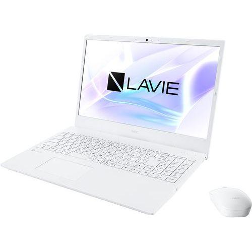 在庫あり 14時までの注文で当日出荷可能 長期保証付 全品最安値に挑戦 NEC PC-N1535AAW パールホワイト LAVIE Office 3 注目ブランド 256GB 15.6型 N15 Ryzen 4GB