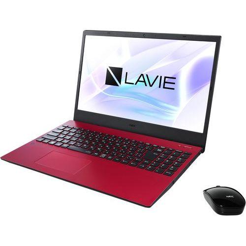 在庫あり 14時までの注文で当日出荷可能 長期保証付 NEC PC-N1535AAR カームレッド 国内在庫 入荷予定 LAVIE N15 Office 256GB 4GB 3 Ryzen 15.6型