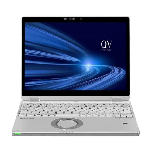 在庫あり NEW 14時までの注文で当日出荷可能 パナソニック CF-QV9ADGQR シルバー Let's note 256GB QV9 Office 店内全品対象 8GB Core 12型 i5