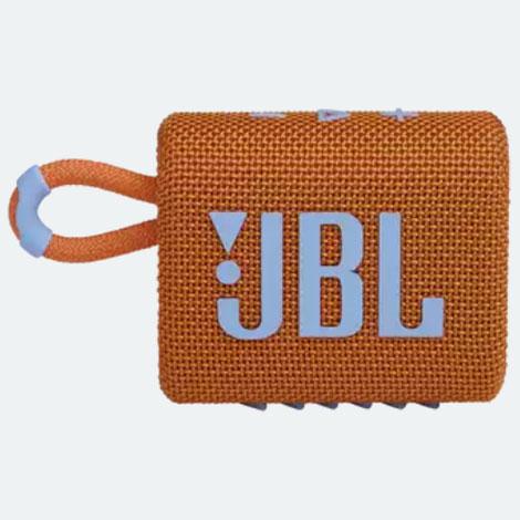 在庫あり 14時までの注文で当日出荷可能 JBL GO3 春の新作 ORG ポータブルウォータープルーフスピーカー オレンジ Bluetooth対応 新作販売