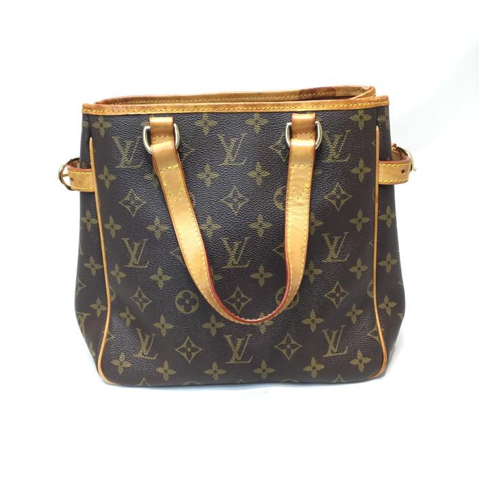 【中古】Louis Vuitton 【ルイヴィトン】 M51156 モノグラム・バティニョール ショルダーバッグ 【USED-B】