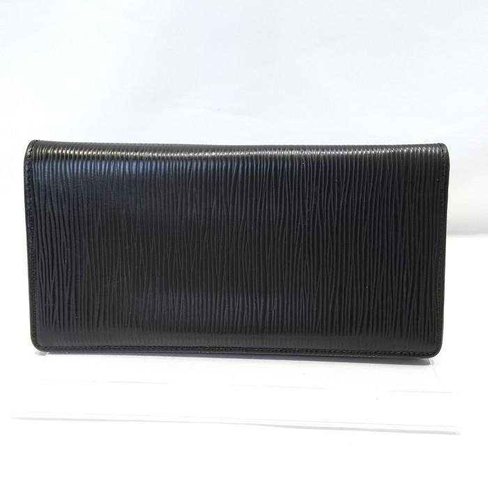 【中古】 LOUIS VUITTON (ルイヴィトン) M66542 エピ・ポルトフォイユ ブラザ 長財布 【USED-A】