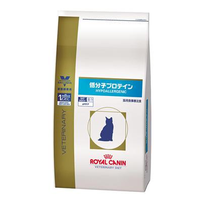 【療法食】【猫用】 ロイヤルカナン 低分子プロテイン ドライ  4kg(アレルギー対策)