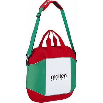 モルテン バレーボール ボールバッグ(4個入れ用) molten バレーボール4個入れバッグ EV0054 ★3700