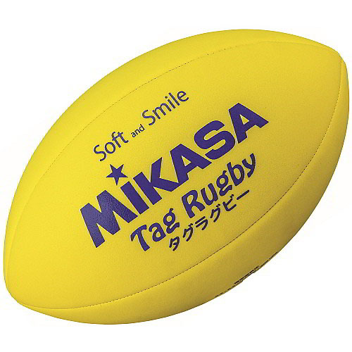 ミカサ スマイルタグラグビーボール mikasa ジュニア 70%OFFアウトレット タグラグビー TRS-Y ボール 1700 品質検査済 290g
