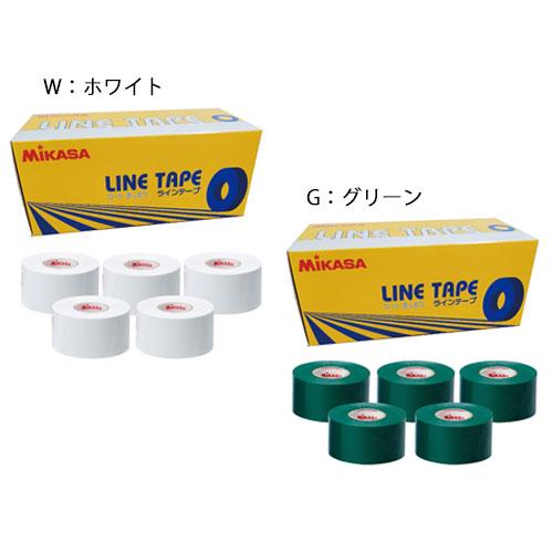 ミカサ 特価品コーナー☆ ラインテープ mikasa 伸びるタイプ LTV-4025 5巻入 信用 3600 4cm幅×25m