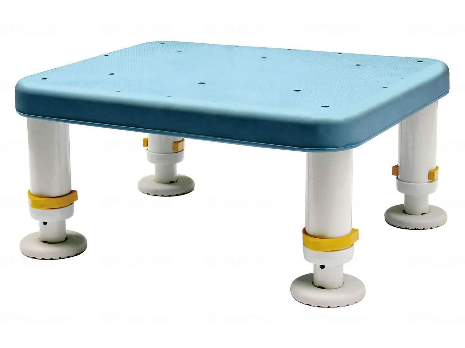 シンエイテクノ ダイヤタッチ浴槽台 レギュラーサイズ SYR10-15/15-25[介護 ケア サポート 介護用品 通販 風呂]