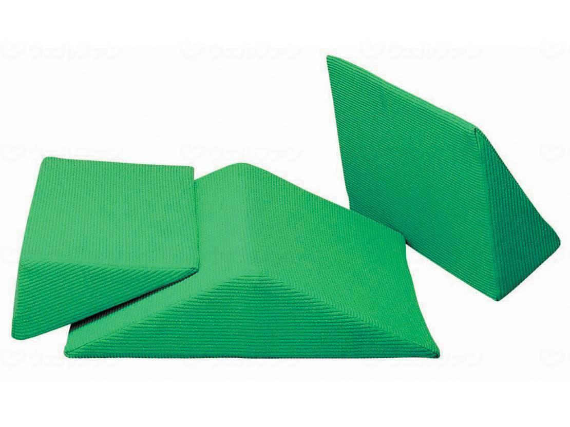 アイ・ソネックス  ナーセントパットA 3点セット(大×1、小×2)  グリーン  送料無料 [介護 ケア 介護用品 床 服]