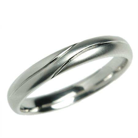 K18 18金 リング 結婚指輪 マリッジリング アザレア