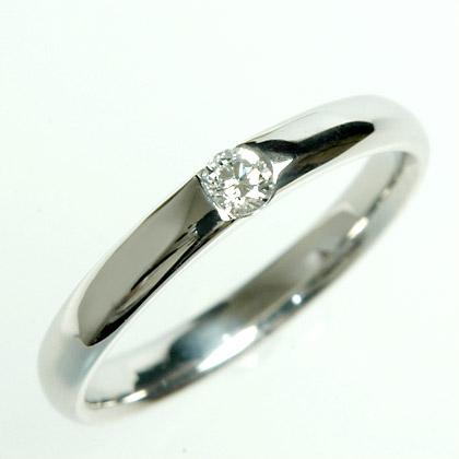 K18 リング H&C ダイヤモンドリング 0.1ct ダイヤリング ダイヤモンド リング 鑑別カード付き
