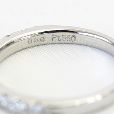 【追加料金】指輪の地金をプラチナで作成します ※セール対象外商品用